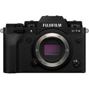 Brand new fujifilm x-t4 body + 32gb uhs-ii sd card