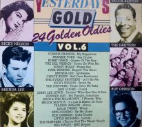 Yesterdays Gold - 24 Golden Oldies Vol.6