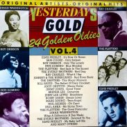 Yesterdays Gold - 24 Golden Oldies Vol.4