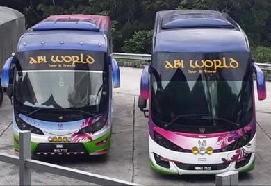 Sewa Bus / Rental bus transfer hire