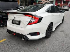 Honda civic fc 2020 mugen rr bodykit with paint 5