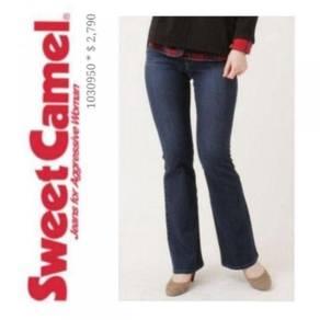 [Size 26~27] Sweet Camel Hip Star Jean ( 1030950 )