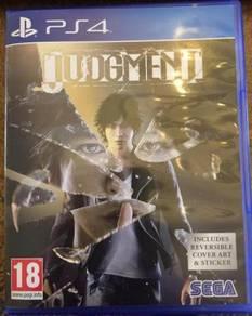 PS4 Judgement