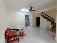 Taman Megah Ria Double Storey Terrace House for Sales