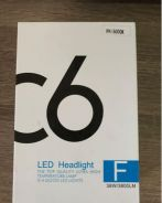 Led C6 H4 Socket