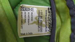 Backpack WILDCRAFT made in INDIA