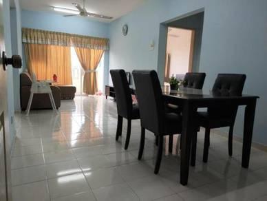 TERMURAH Apartment Laguna Biru Fasa 1 Taman Tasik Biru