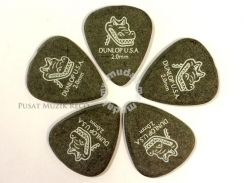 New Dunlop Gator Grip Guitar Pick - 2.0mm