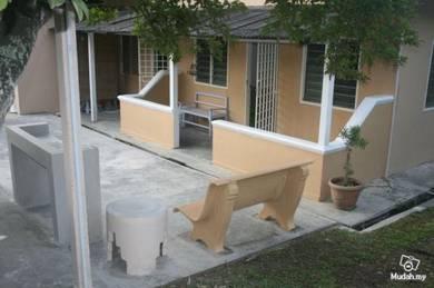 Pak Atan Muslim Guesthouse, Larkin Jaya (2 Bilik)