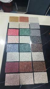 Epoxy Color Chips (Flooring)