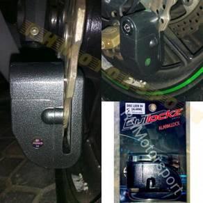 Alarm Disc Lock LC135 Rs150 R25 125zr Y15zr RS200