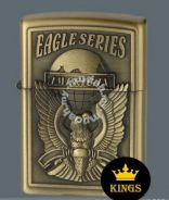 Zippo lighter eagle series1