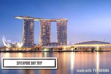 Pakej sehari ke Siangapore
