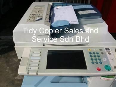 Hot sale machine copier b/w mp2851 at tidy