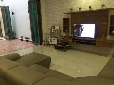 Laman Bayu , 3 Storey House , Fully Furnished , Bukit Jalil