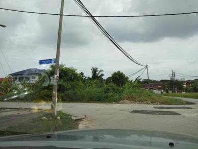 Klang Bungalow Land Tepi Sungai Teluk Pulai For Sale
