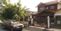 [Freehold] Double Storey End Lot land 20ft Taman Putra Prima Puchong