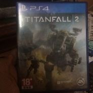 Titanfall 2 ps4 games