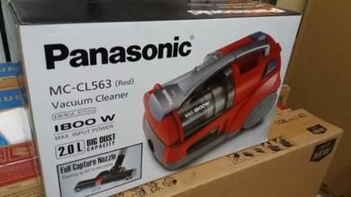 0% gst New Panasonic Vacuum Cleaner MC-CL563