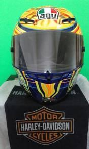 Helmet AGV GP TECH Rossi 5 (100%Original )