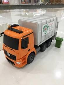 Rc mercedez benz antos garbage truck items+_)0-=