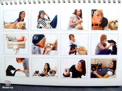 Dog Lovers 2010 Desktop Calendar