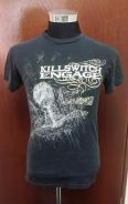TShirt Baju Band Killswitch Engage