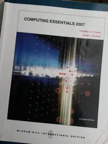Computing Essensials 2007