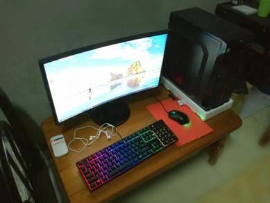 Computer gaming custom