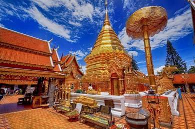 4D3N Chiangmai Chiangrai (Ground Tour)