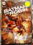 DVD ANIME DC Universe Movie Batman vs Robin