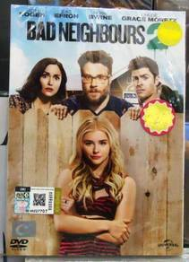DVD BAD NEIGHBOURS 2 Seth Rogen Rose Byrne