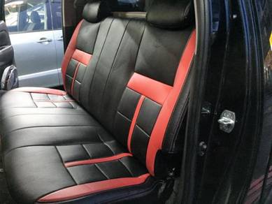 Ford ranger t6 t7 semi leather seat cover (rorenzo