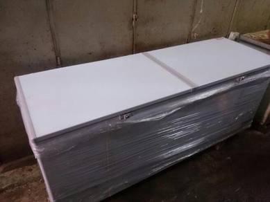 Top solid freezer two door hitec 710l