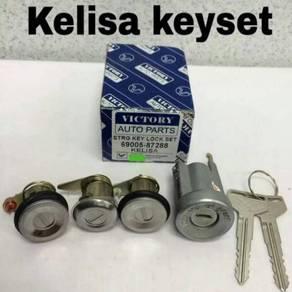Set Kunci Perodua KELISA KENARI - BARU