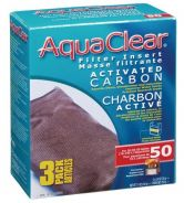 A1384-AquaClear 50 Activated Carbon Filter Insert
