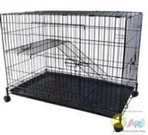 Sangkar kucing (LARGE) for sale