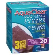 A1380-AquaClear 20 Activated Carbon Filter Insert