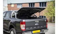 4x4 abs tonneau cover with roll bar