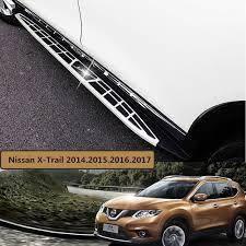 Nissan x-trail 15-18 side step running board cayen