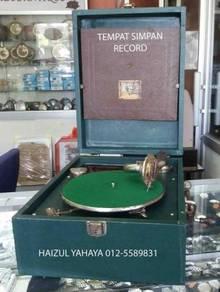 Leophone Talking Machine (Box Gramophone)