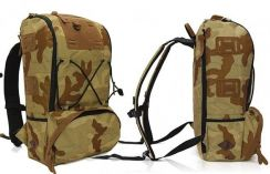 Commando Travel Casual Backpack Army bag travel