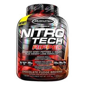 Muscle Tech Nitro Tech Ripped 4lbs (Nitrotech Plus