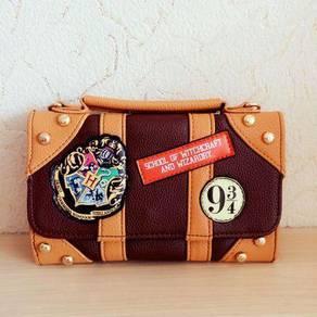 Harry Potter Hogwarts Handbag Slingbag Clutch bag