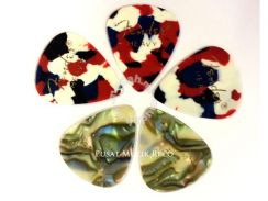 New Fender Celluloid Guitar Picks - B