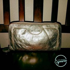 Wallet Leather CHLOE