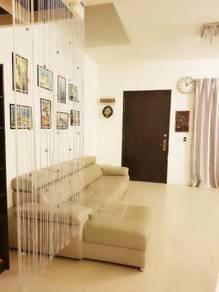 Shah Alam Seksyen 16 Ken Rimba Legian Double Storey House for rent