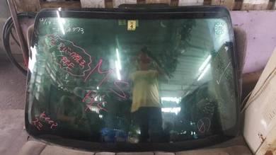 Cermin depan l9 hijau double layer for kenari