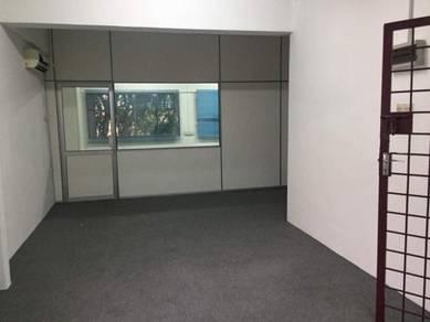 Jalan Beserah Kuantan Shoplot for Rent: 2nd Floor (Tingkat 2 Atas)