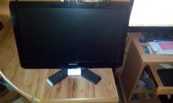 19 Inch PHILIPS Widescreen Display Monitor